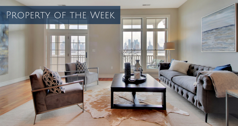 Property of the Week: 11 Regency Place, Weehawken, New Jersey