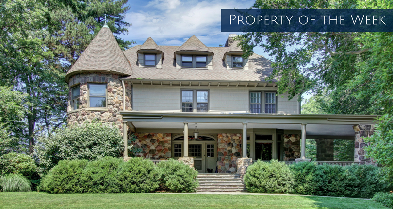 Property of the Week: 15 Badeau Avenue, Summit, NJ