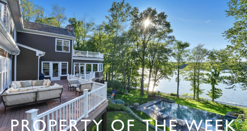 Property of the Week: 907 Scioto Drive in Franklin Lakes, NJ