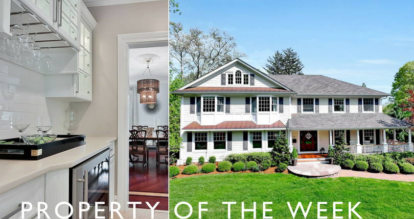 Property of the Week: 125 Melrose Place in Ridgewood, New Jersey