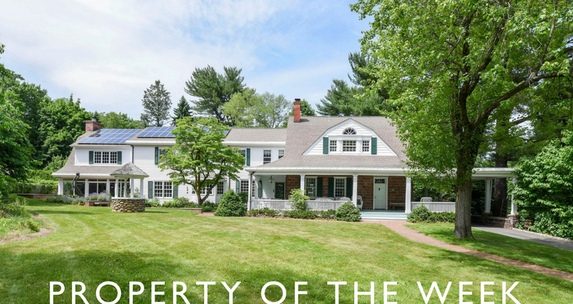 Property of the Week: 317 Massachusetts Avenue in Haworth, New Jersey