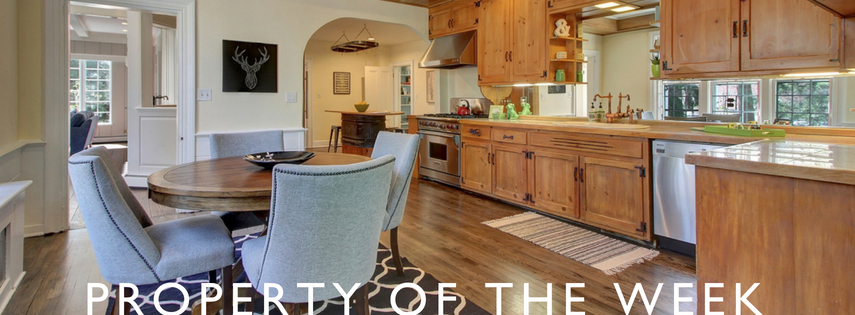 Property of the Week: 2 Tall Pine Lane in Millburn, New Jersey