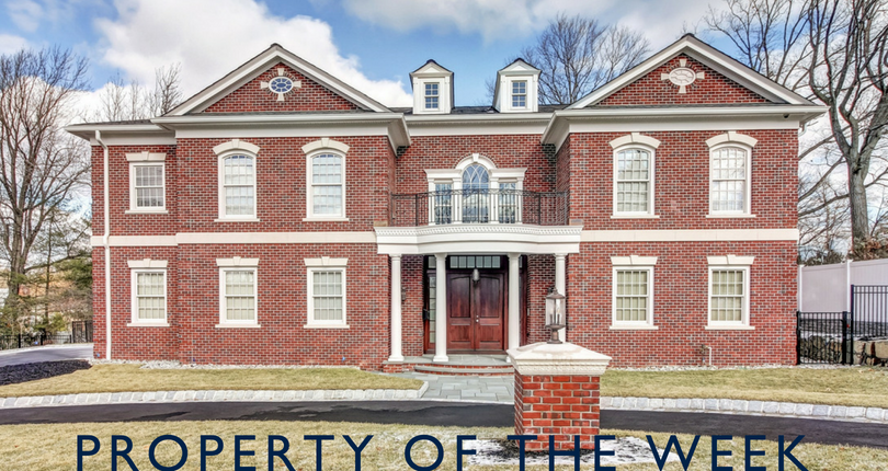 Property of the Week: 11 Kimhunter Road in Englewood Cliffs, New Jersey