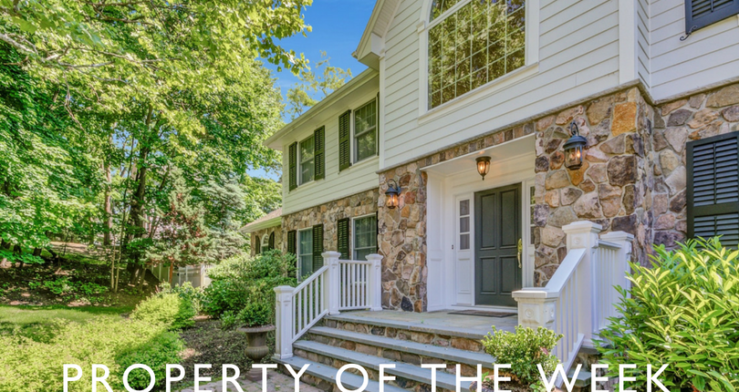 Property of the Week: 466 Homans Avenue in Closter, New Jersey