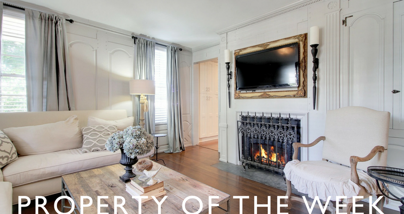 Property of the Week: 17 Franklin Street in Morristown, New Jersey