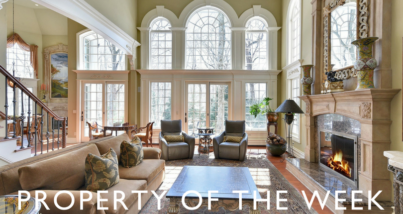Property of the Week: 252 Mulberry Way in Franklin Lakes, NJ