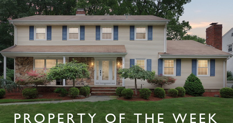 Property of the Week: 90 Belmont Avenue in Cranford, New Jersey 07016