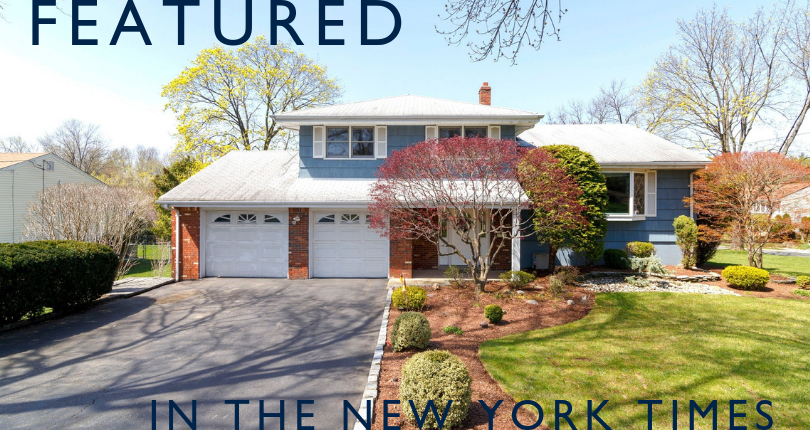 The New York Times features 15 Oxford Court, Paramus, NJ