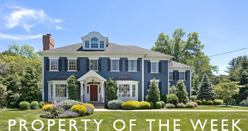Property of the Week: 57 Dellwood Avenue, Chatham, New Jersey, 07928
