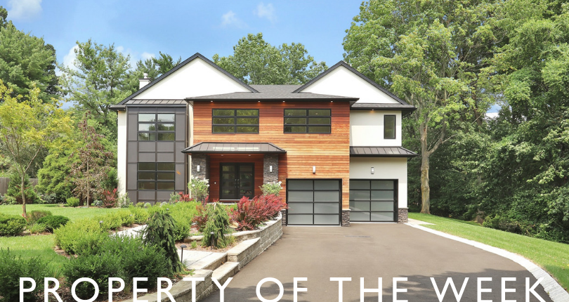 Property of the Week: 449 Ruckman Road in Closter, New Jersey 07624
