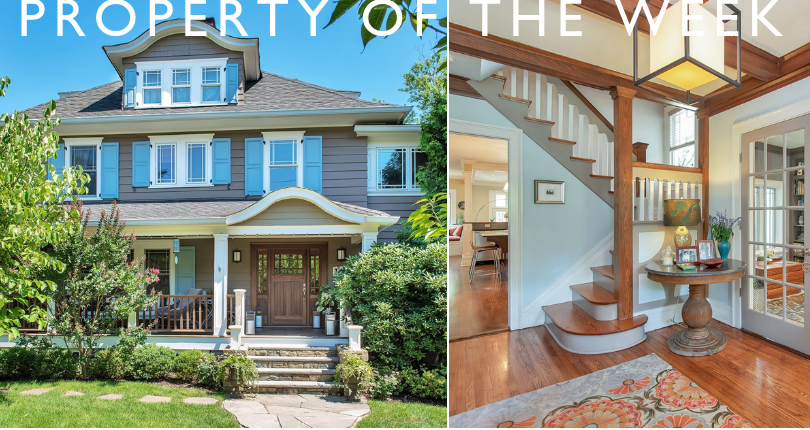 Property of the Week: 143 Cooper Avenue, Montclair, New Jersey 07043