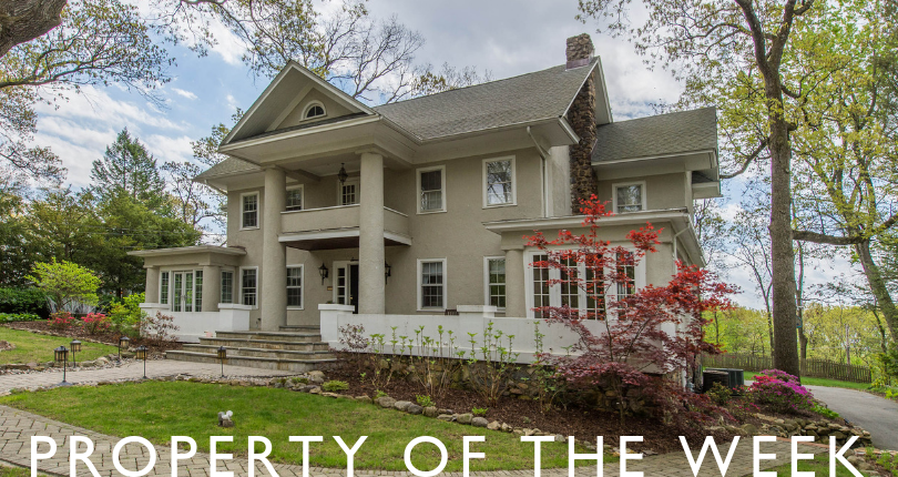 Property of the Week: 70 Pollard Road in Mountain Lakes, New Jersey 07046