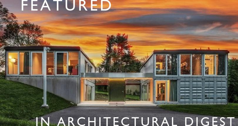 Architectural Digest features 3 Linfield Lane, Califon, NJ
