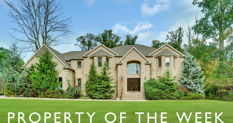 Property of the Week: 91 Pleasant Avenue in Upper Saddle River, New Jersey 07458