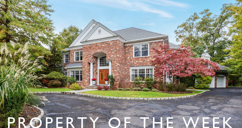 Property of the Week: 910 Bailey Court, Westfield, NJ 07090