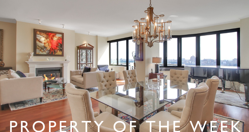 Property of the Week: 100 Winston Drive in Cliffside Park, New Jersey