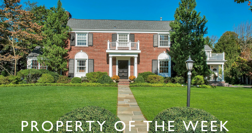 Property of the Week: 17 Crescent Place, Short Hills, NJ 07078