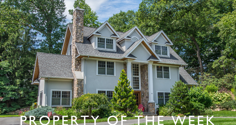 Property of the Week: 10 N Crane Road, Mountain Lakes, New Jersey 07046