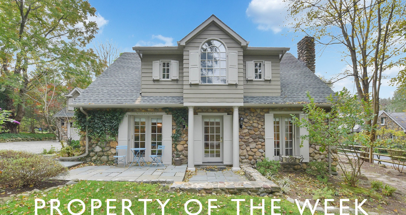 Property of the Week: 14 Ackerman Road, Saddle River, NJ