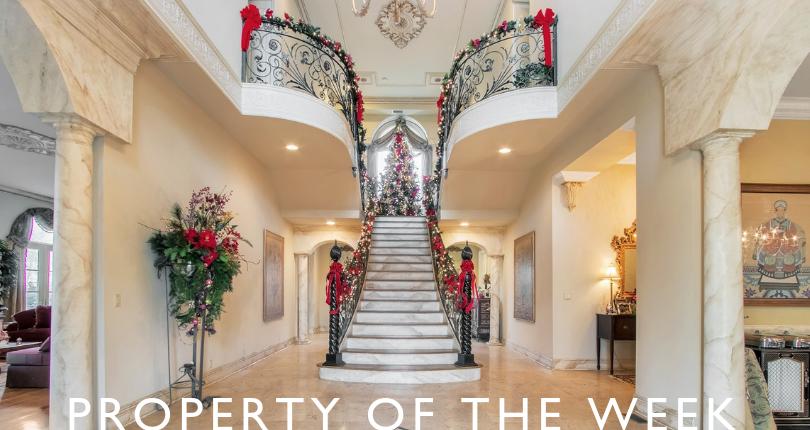 Property of the Week: 28 Buckingham Drive, Alpine, NJ 07620