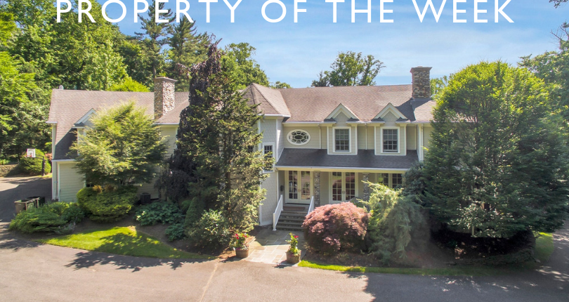 Property of the Week: 211 Highwood Avenue, Tenafly, NJ 07670