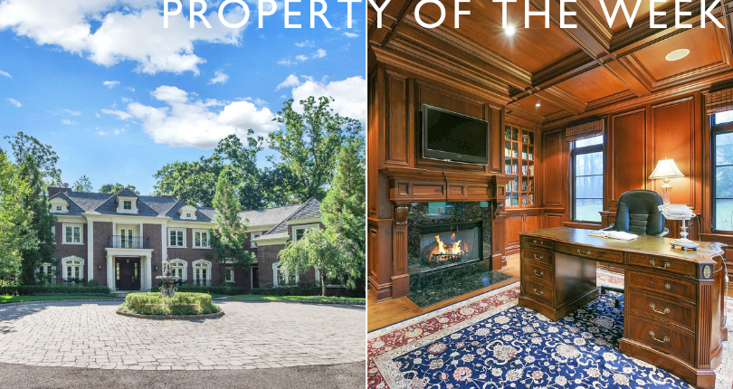 Property of the Week: 10 Berkery Place, Alpine, NJ 07620