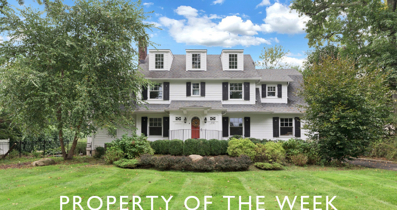 Property of the Week: 112 Brightwood Ave, Westfield, NJ 07090