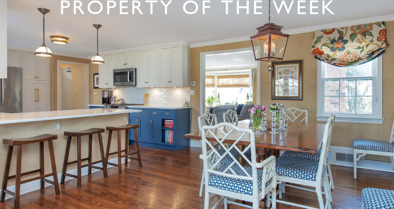 Property of the Week: 33 Tall Oaks Drive, New Providence, NJ 07901
