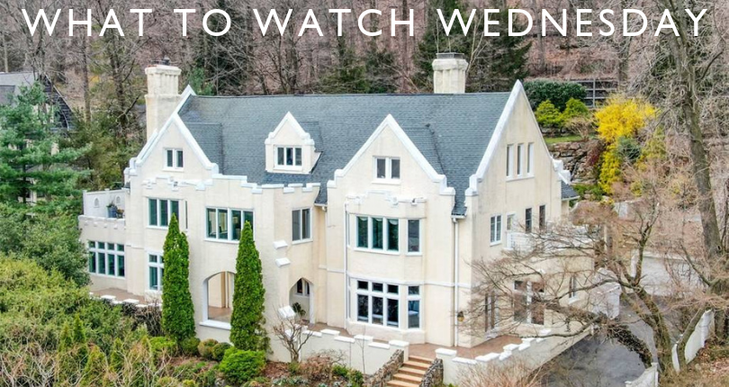 What To Watch Wednesday