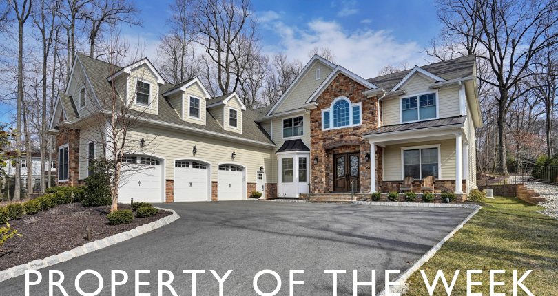 Property of the Week: 24 Shenandoah Drive, North Caldwell, NJ 07006