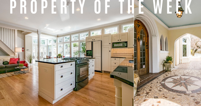 Property of the Week: 60 Lloyd Road, Montclair, NJ 07042