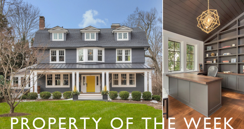 Property of the Week: 86 Woodland Avenue, Summit, NJ 07901
