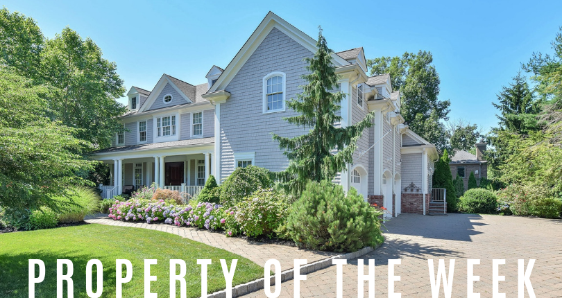 Property of the Week: 10 Van Wagoner Drive, Englewood Cliffs, NJ 07632