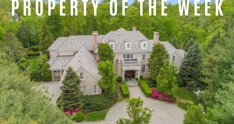 Property of the Week: 16 Grasmere Court, Livingston, NJ 07039