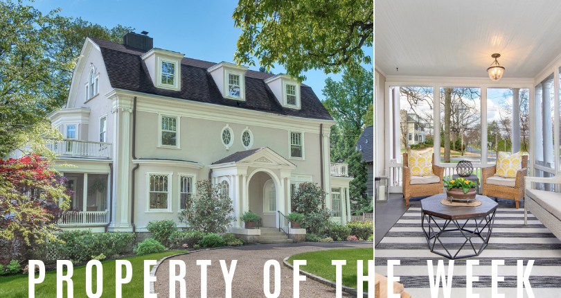 Property of the Week: 101 Hobart Ave, Summit, New Jersey, 07901