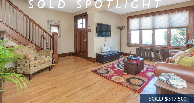 Sold Spotlight: 20 Broad Terrace in Bloomfield, New Jersey