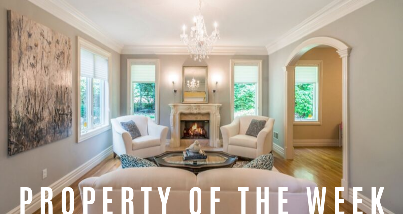 Property of the Week: 44 Hampshire Hill Road, Upper Saddle River, NJ 07458