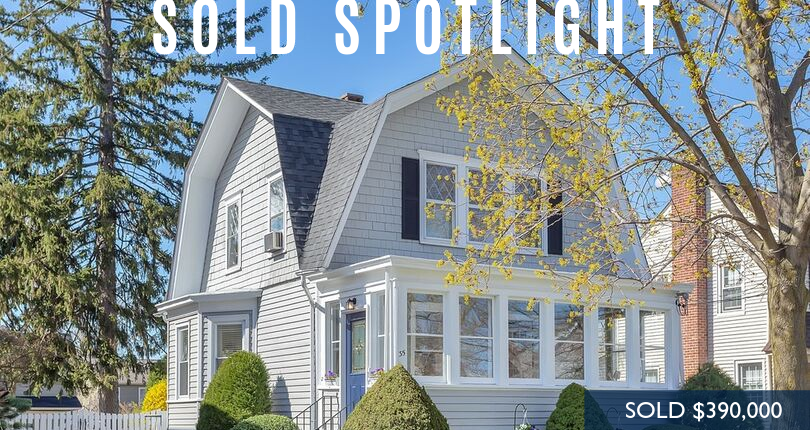 Sold Spotlight: 35 Kenzel Avenue in Nutley, NJ