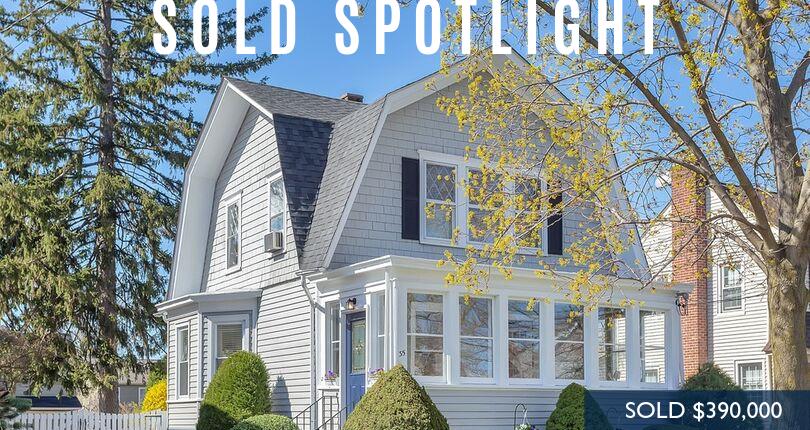 Sold Spotlight: 35 Kenzel Avenue in Nutley, NJ