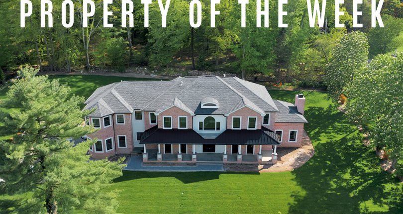 Property of the Week: 718 Wooded Trail, Franklin Lakes, NJ 07417