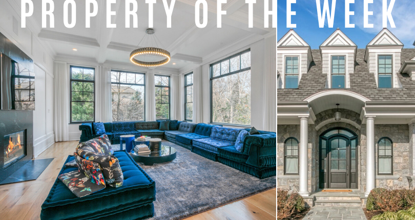Property of the Week: 213 Buckingham Road, Tenafly, NJ 07670
