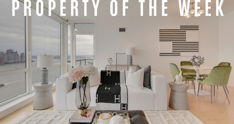 Property of the Week: 2 2nd Street Unit 3503, Jersey City, NJ 07302
