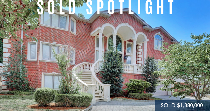 Sold Spotlight: 512 Winterburn Grove in Cliffside Park, NJ 07010