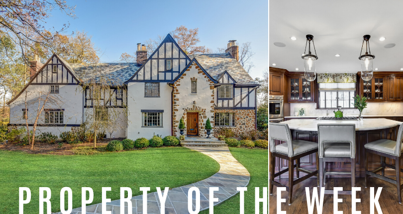 Property of the Week: 232 Oak Ridge Avenue, Summit, New Jersey, 07901