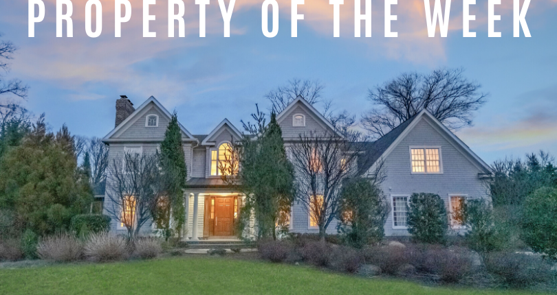 Property of the Week: 53 Woodland Street, Tenafly, New Jersey 07670