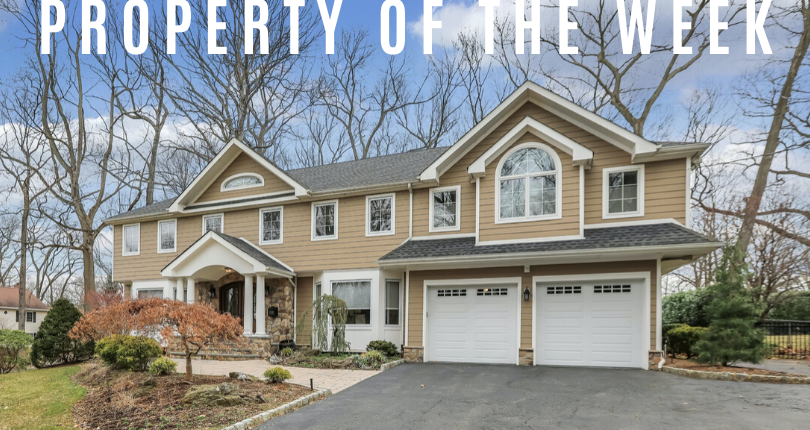 Property of the Week: 263 Myrtle Street, Haworth, NJ 07641