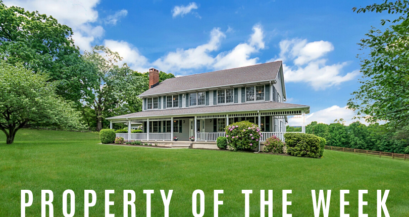 Property of the Week: 57 Fox Hill Road, Frankford, New Jersey 07826