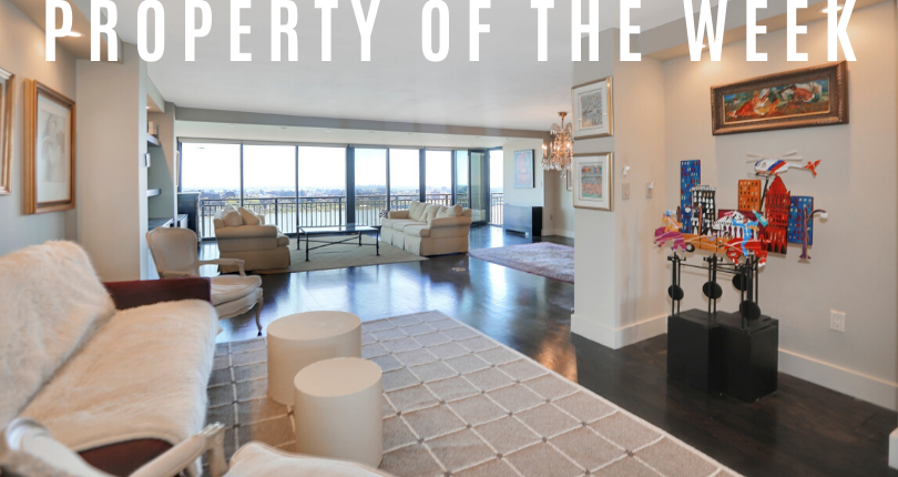 Property of the Week: 1500 Palisade Avenue 23-C, Fort Lee, NJ 07024