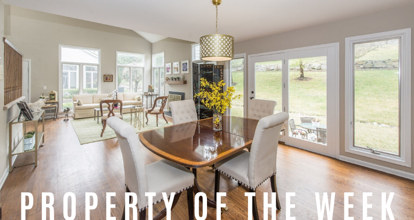 Property of the Week: 10 Aynsley Court, Montville, NJ 07045