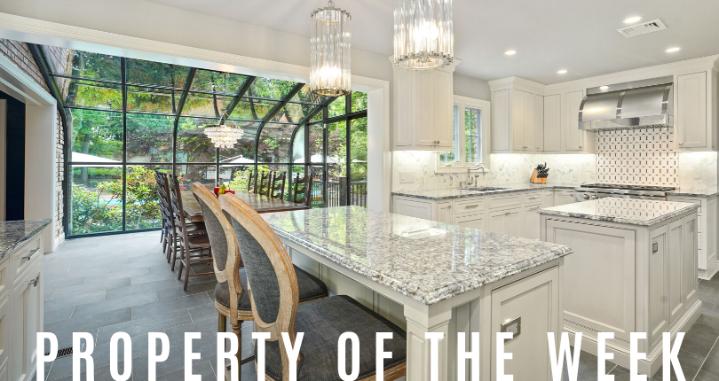 Property of the Week: 254 Fells Road, Essex Fells, NJ 07021